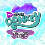 My Little Donkey Logo by PeppyStevy