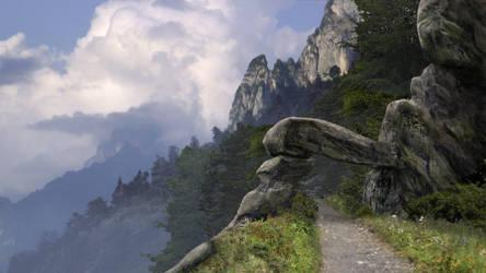 The Gate At Urbach