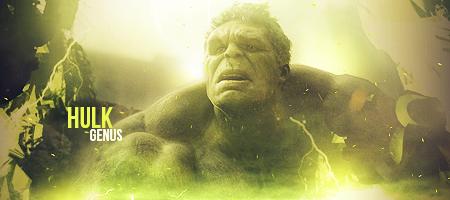 Genus - Hulk by Kinetic9074