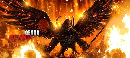 Genus ~ Hells Angels by Kinetic9074
