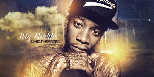 Wiz Khalifa tag by Kinetic9074