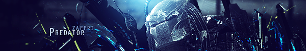 Predator Tag - Zaffri by Kinetic9074