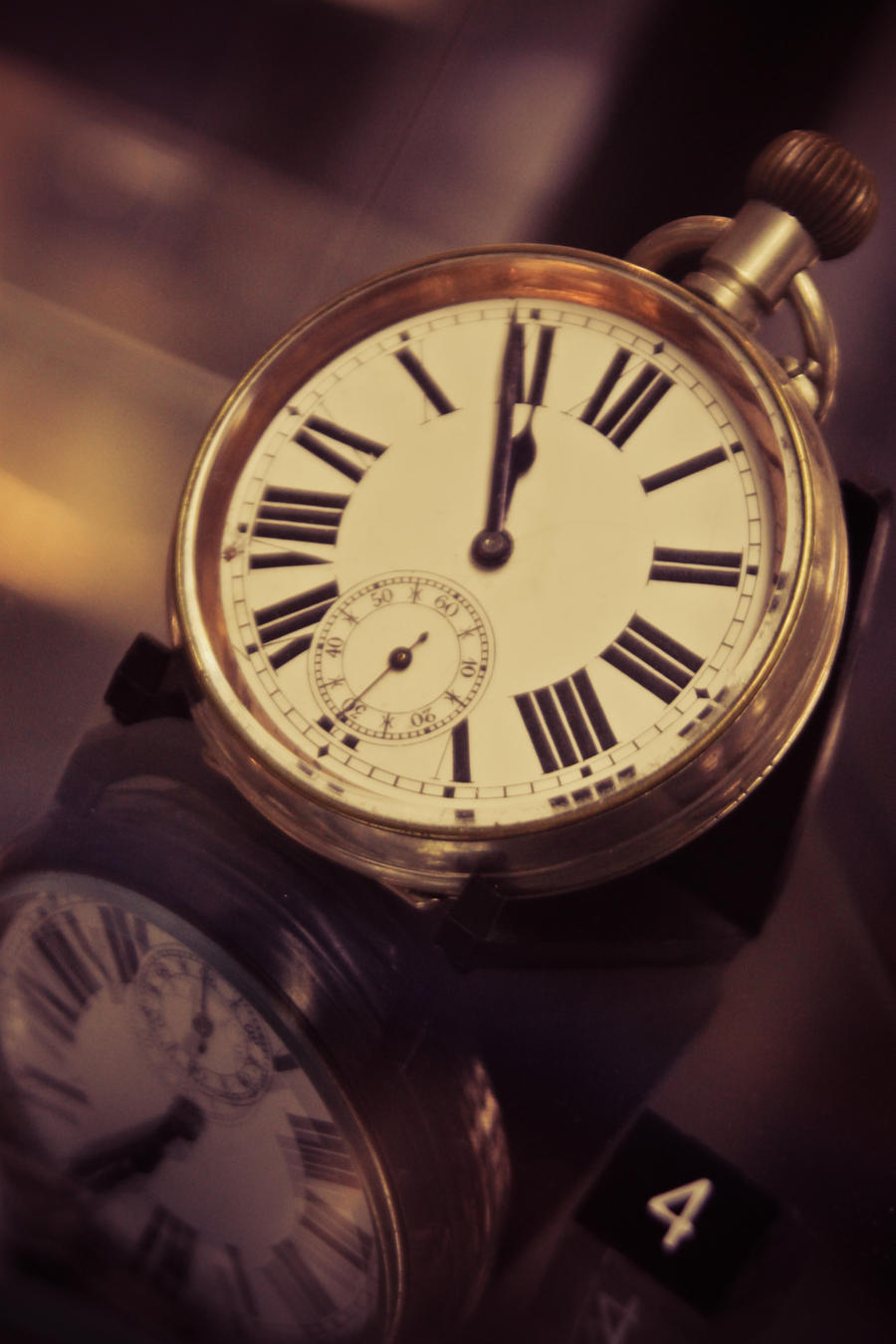 Old Pocket Watch 3 by SirBiggithBrian on DeviantArt