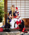 Shuten Ibaraki Dress for Demons cosplay