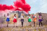 Sailor Moon group
