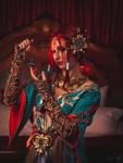 Triss Merigold Alternative [The Witcher 3] cosplay