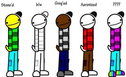 Wafflez Doodles by Greg-SKA