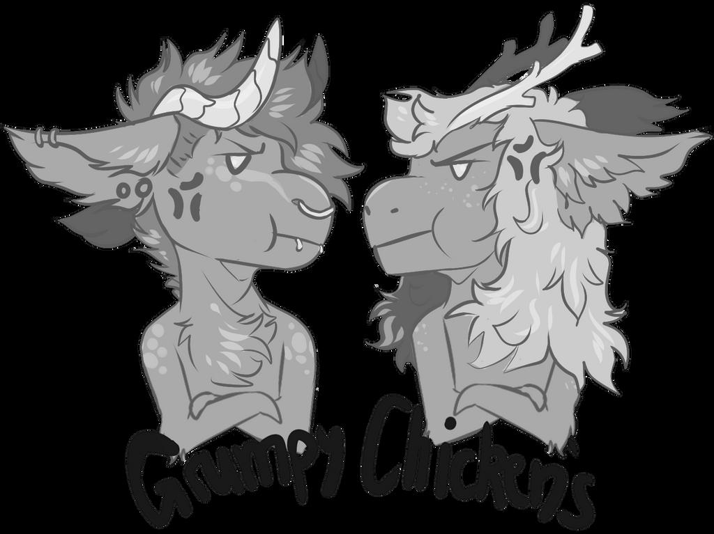 Grumps by hippiefoxx