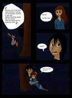 Don't Leave Me pg 2 - Iris by shinyredapple