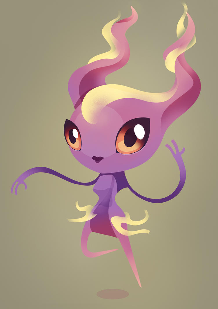 Alien Girl by roccoloko