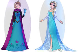 Elsa by LizzieT