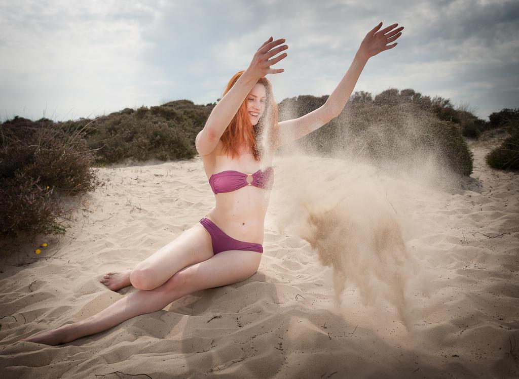 Gisela Sandy by EngagingPortraits
