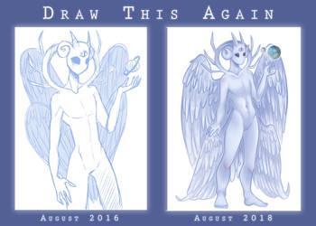 draw this again: Oktober by Mothpress
