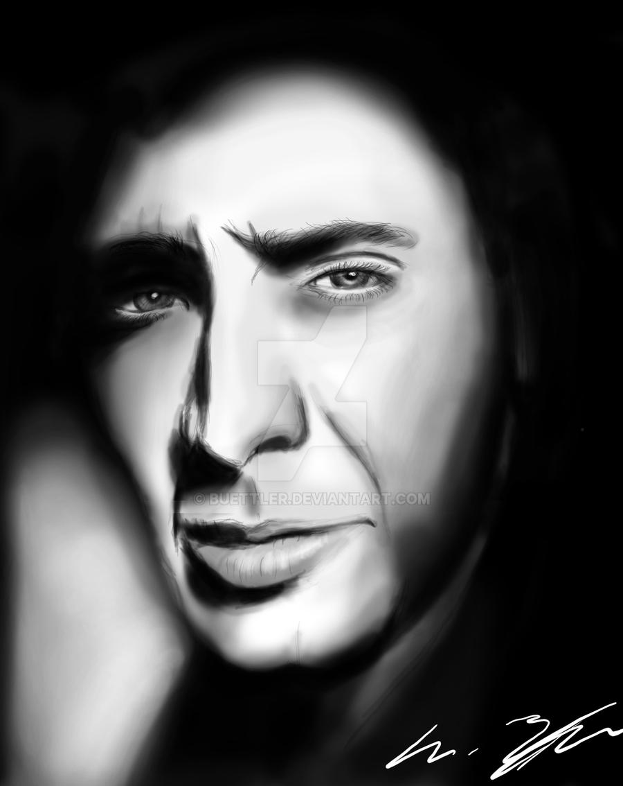 Nicolas Cage Paintings Etsy Canada