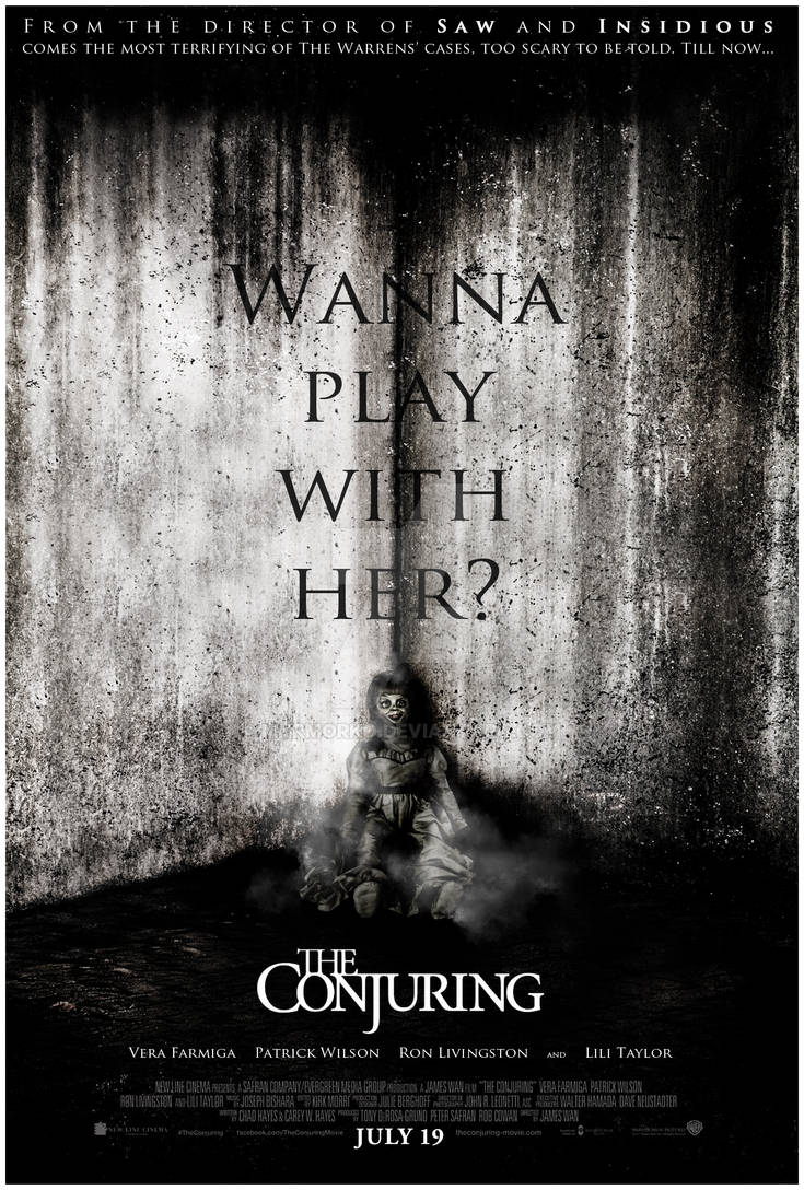 The Conjuring 2013 By Myrmorko On Deviantart