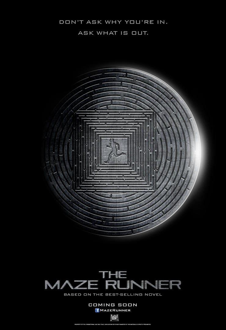 The Maze Runner (2014) by myrmorko