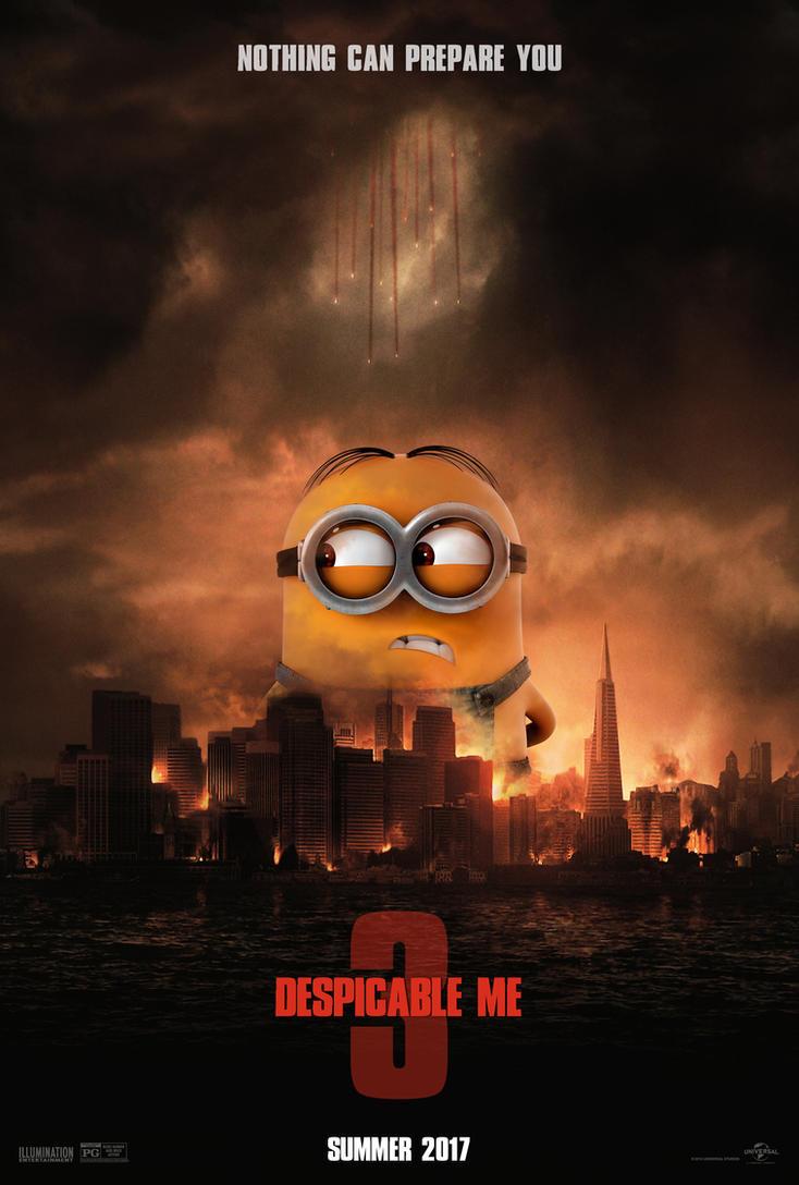 Despicable Me 3 (2017) by myrmorko