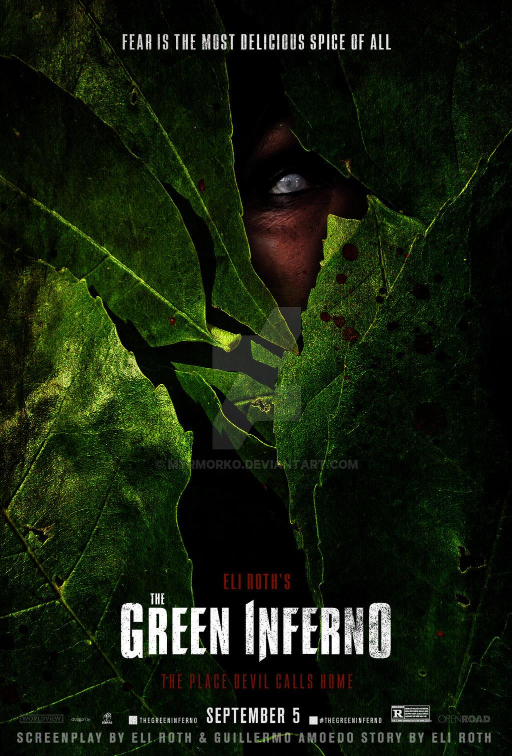 The Green Inferno film  Wikipedia