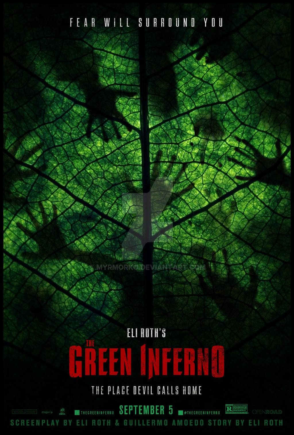 the green inferno 2015 by myrmorko on deviantart