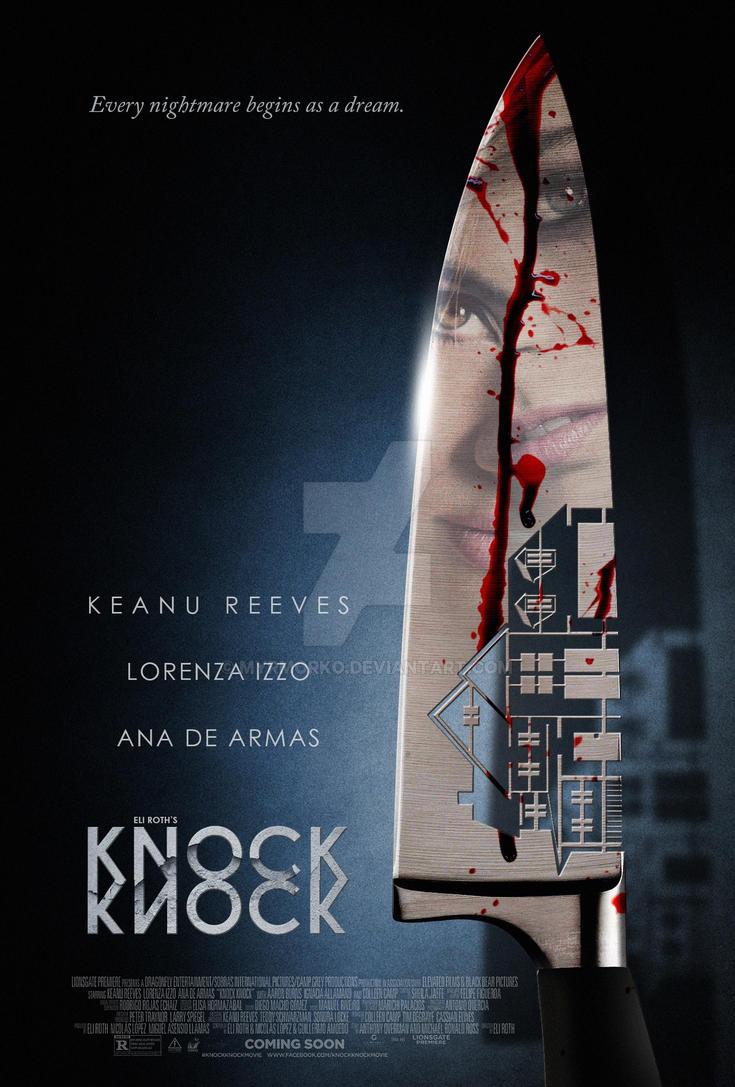 Knock Knock (2015) by myrmorko