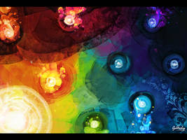 Liquid Spot light by SubhadipKoley