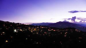 Beautiful Nightscape by SubhadipKoley