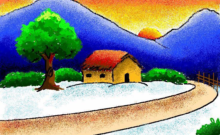 Paint Sample Pixel Art