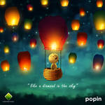 Popin and the Sky Lanterns
