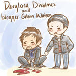 The Ongoing Adventures of Darylock Dixolmes!
