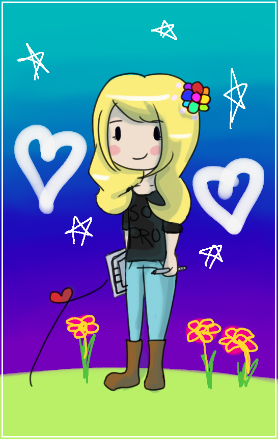 RandomArtistWannabe's Profile Picture