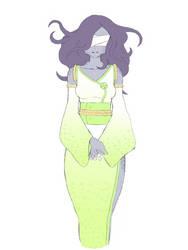 Paregoros Sketch by OmniMaid