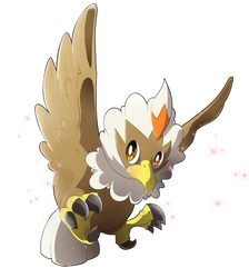 Type Collab: Rufflet Shiny by elginive