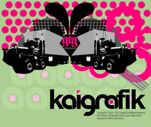 kaigrafik by graphikj