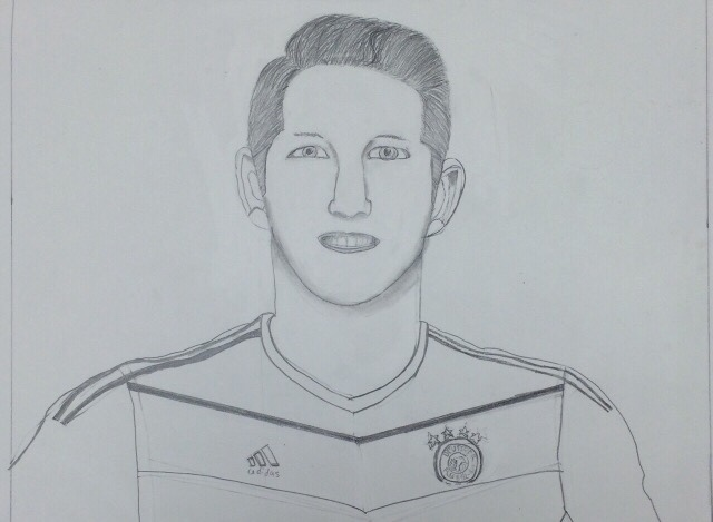 Bastian Schweinsteiger by kaiserofawesome