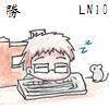 Katsu moods: sleepy by kawano-katsuhito