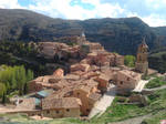 Albarracin from the wall 2