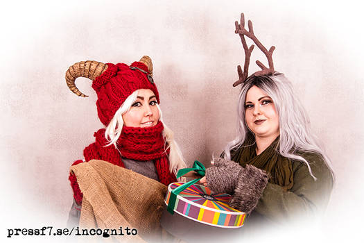 A very merry Incognito holiday!