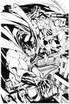Batman Superman team up pg 1