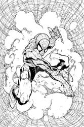 Spider-Man cover 6
