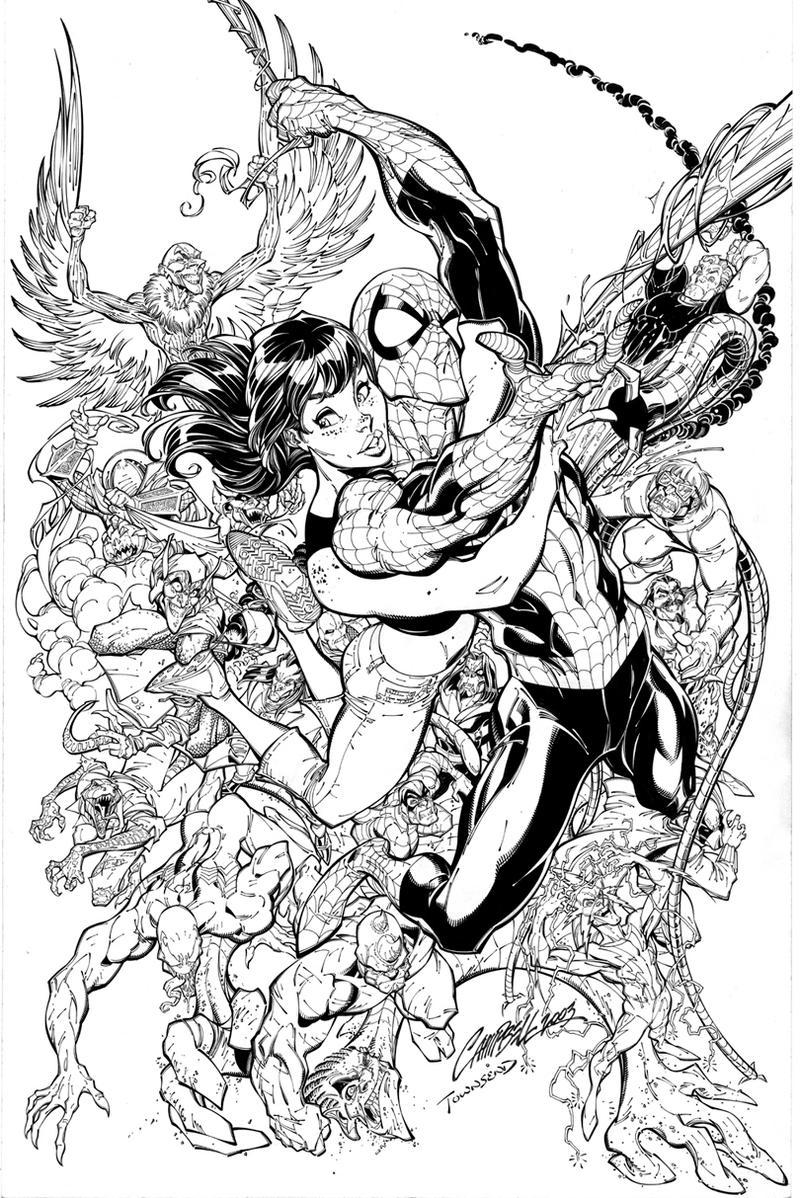 Spider-Man cover 8 by TimTownsend on DeviantArt