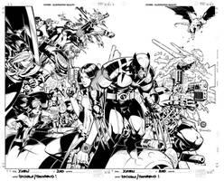 X-Men 200 cover