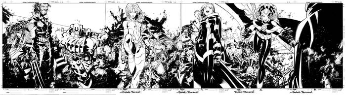 Age of Apocalypse covers by TimTownsend