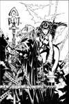 Vampirella Magdalena cover