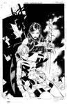 X-Men cover Psylocke