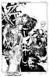 Uncanny X-Men promo cover