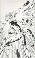 Uncanny X-Men 346 cover
