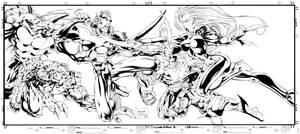 Uncanny X-Men 325 cover