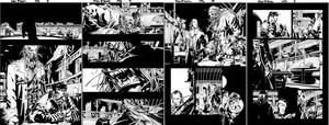 New X-Men pages by TimTownsend