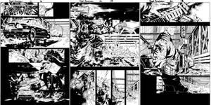 Random Captain America pgs 8