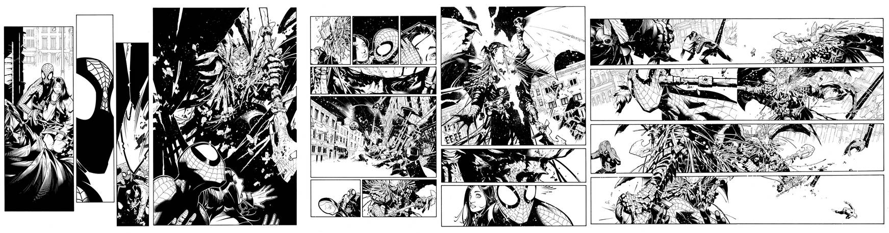 Amazing Spider-Man 557 pages